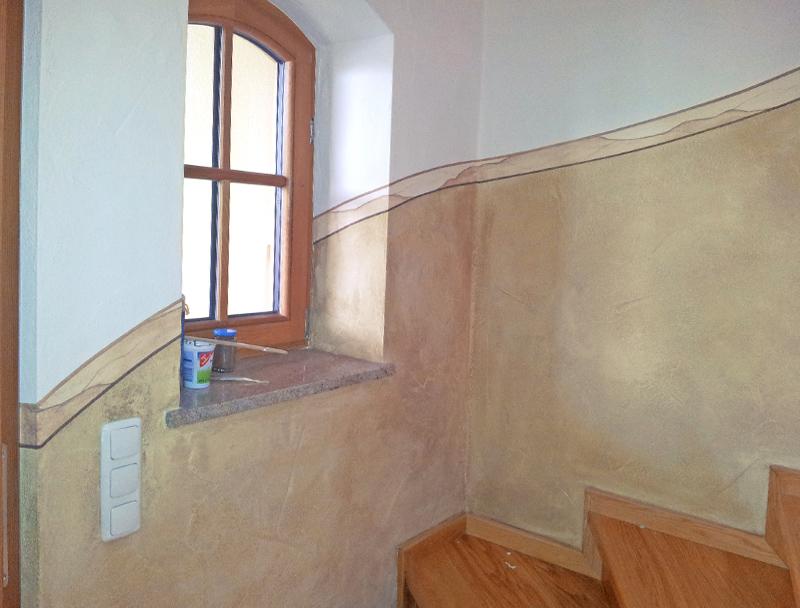 maler maicher fassaden wand innenraum anstrich in. Black Bedroom Furniture Sets. Home Design Ideas